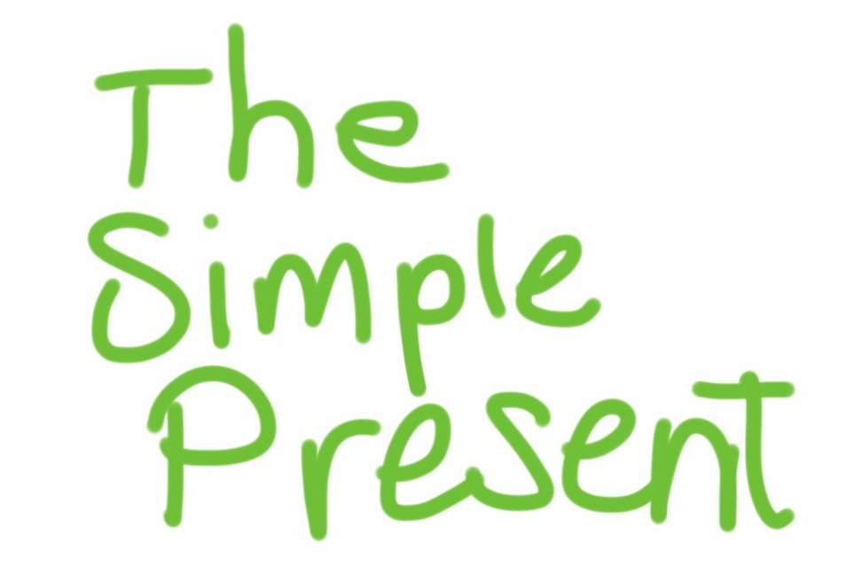 ENGLISH KIDS FUN: Simple present and plurals
