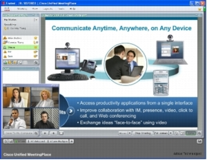 Cours en ligne via WebEx